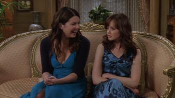 Episodio 22 (TTemporada 6) de Gilmore Girls