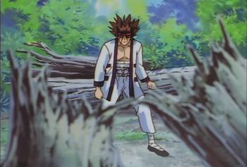 Episodio 6 (TParte 2) de Rurouni Kenshin