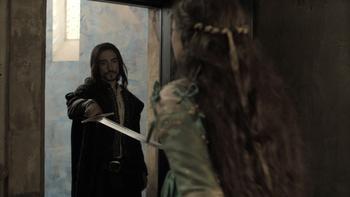 Episodio 4 (TTemporada 2) de Da Vinci's Demons