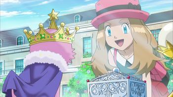 Episodio 11 (TSerie Pokémon XY–Expediciones en Kalos) de Pokémon: XY