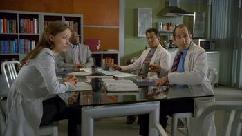 Episodio 17 (TTemporada 5) de Dr. House