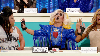 Episodio 5 (TTemporada 4) de RuPaul's Drag Race