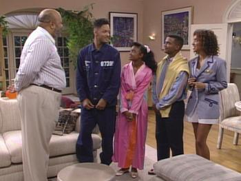 Episodio 1 (TTemporada 3) de The Fresh Prince of Bel-Air