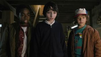 Episodio 2 (TTemporada 1) de Stranger Things