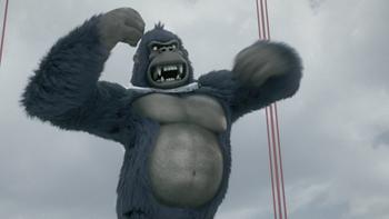 Episodio 1 (TTemporada 1) de Kong: El rey de los monos