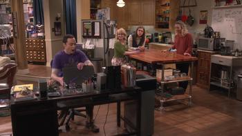 Episodio 24 (TThe Big Bang Theory: Temporada 9) de The Big Bang Theory