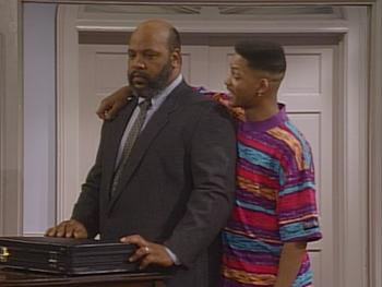 Episodio 21 (TTemporada 1) de The Fresh Prince of Bel-Air