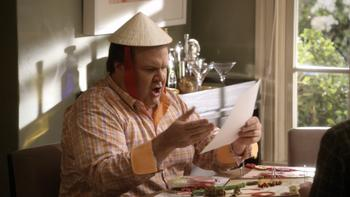Episodio 17 (T2) de Modern Family