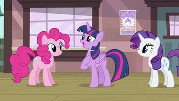 Episodio 12 (TTemporada 4) de My Little Pony: Friendship Is Magic