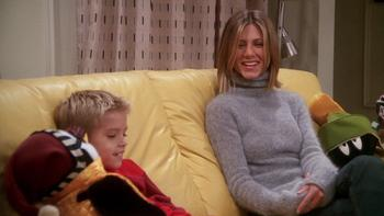 Episodio 16 (TTemporada 7) de Friends