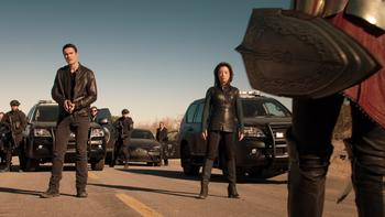 Episodio 15 (TTemporada 1) de Marvel's Agents of S.H.I.E.L.D.