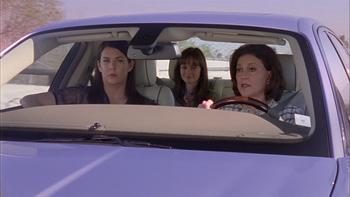 Episodio 17 (TTemporada 7) de Gilmore Girls