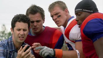 Episodio 5 (TTemporada 2) de Blue Mountain State