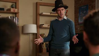 Episodio 9 (TTemporada 4) de New Girl