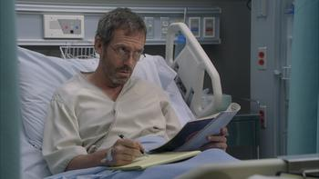 Episodio 23 (TTemporada 7) de Dr. House