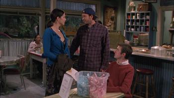Episodio 17 (TTemporada 5) de Gilmore Girls