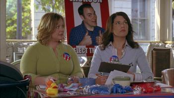 Episodio 4 (TTemporada 5) de Gilmore Girls