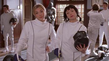 Episodio 11 (TTemporada 3) de Gilmore Girls