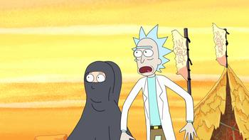 Episodio 7 (TRick and Morty: Temporada 1) de Rick and Morty