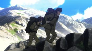 Episodio 12 (TTemporada 1) de Kuromukuro