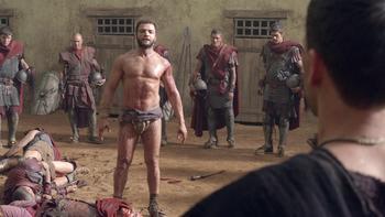 Episodio 6 (TVengeance) de Spartacus