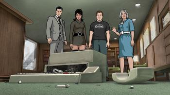 Episodio 2 (TTemporada 6) de Archer