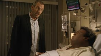 Episodio 13 (TTemporada 6) de Dr. House