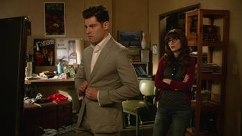 Episodio 12 (TTemporada 4) de New Girl