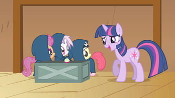 Episodio 18 (TTemporada 1) de My Little Pony: Friendship Is Magic
