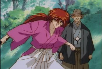 Episodio 13 (TRurouni Kenshin Parte 3) de Rurouni Kenshin