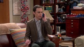 Episodio 7 (TThe Big Bang Theory: Temporada 9) de The Big Bang Theory