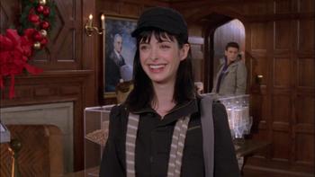 Episodio 10 (TTemporada 7) de Gilmore Girls