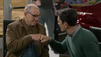 Episodio 10 (T6) de Modern Family