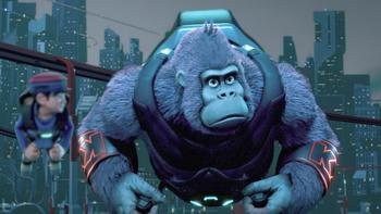 Episodio 4 (TTemporada 1) de Kong: El rey de los monos