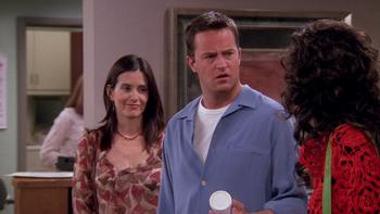 Episodio 21 (TTemporada 9) de Friends