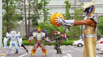 Episodio 17 (TTemporada 1) de Power Rangers Dino Charge