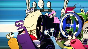 Episodio 20 (TTemporada 1) de Turbo FAST