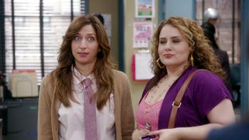Episodio 2 (TTemporada 1) de Brooklyn Nine-Nine