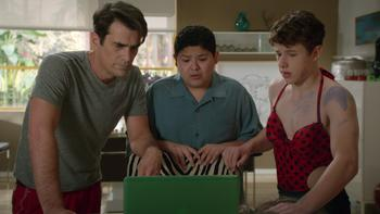 Episodio 17 (T6) de Modern Family