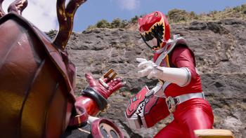 Episodio 10 (TTemporada 1) de Power Rangers Dino Charge