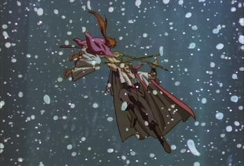 Episodio 16 (TParte 2) de Rurouni Kenshin