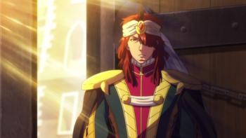 Episodio 10 (TTemporada 1) de Magi: Adventure of Sinbad