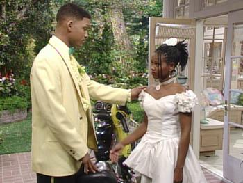 Episodio 20 (TTemporada 4) de The Fresh Prince of Bel-Air