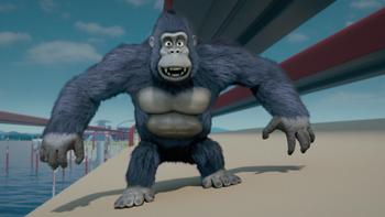 Episodio 9 (TTemporada 1) de Kong: El rey de los monos