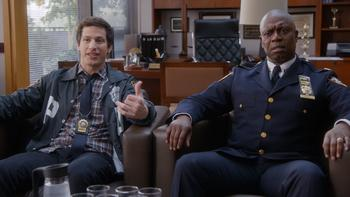 Episodio 22 (TTemporada 2) de Brooklyn Nine-Nine