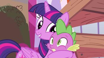 Episodio 25 (TTemporada 5) de My Little Pony: Friendship Is Magic