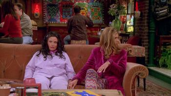 Episodio 15 (TTemporada 6) de Friends