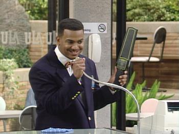 Episodio 15 (TTemporada 4) de The Fresh Prince of Bel-Air