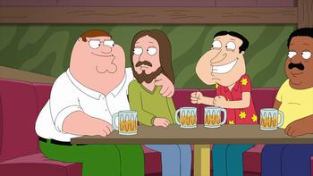 Episodio 7 (TTemporada 13) de Family Guy