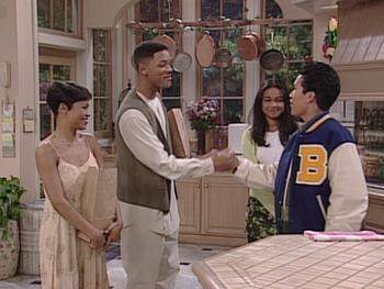 Episodio 23 (TTemporada 5) de The Fresh Prince of Bel-Air